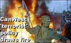Photo of alleged terrorist