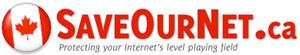 SaveOurNet banner